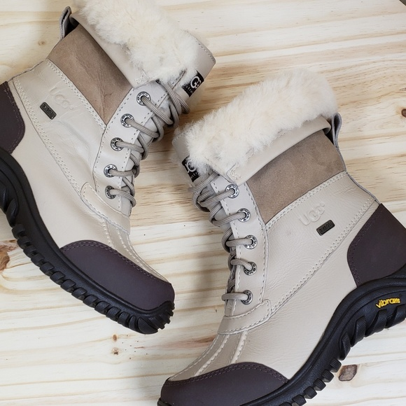 e8cd8c777db UGG Adirondack II Sand Event Waterproof Boots 318